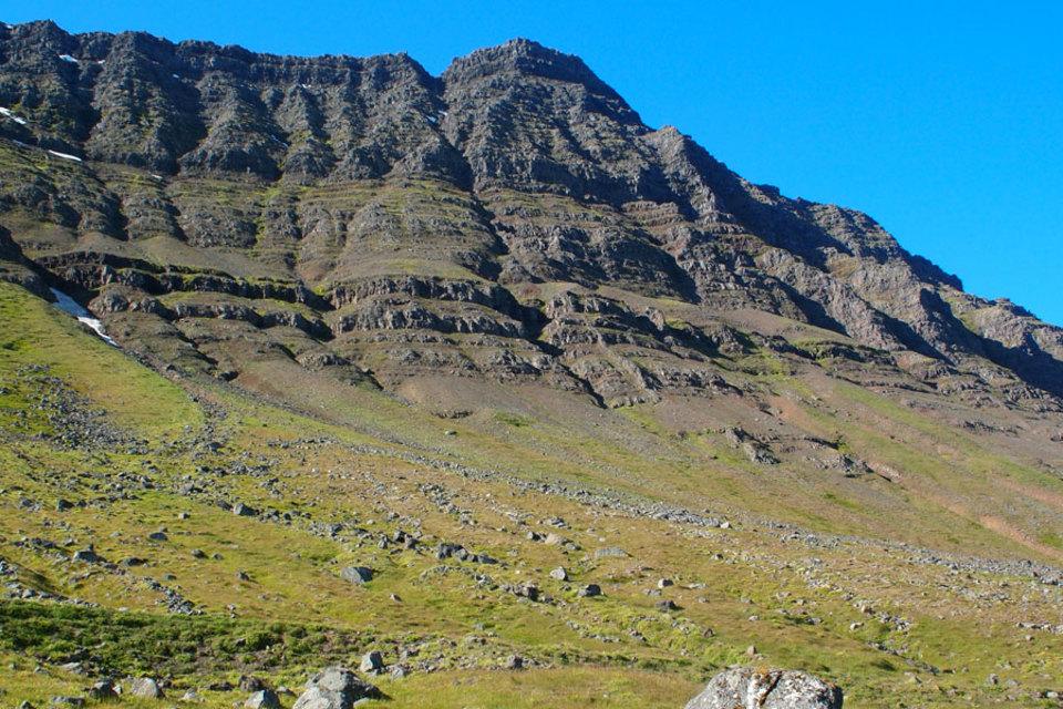 Standard mountain