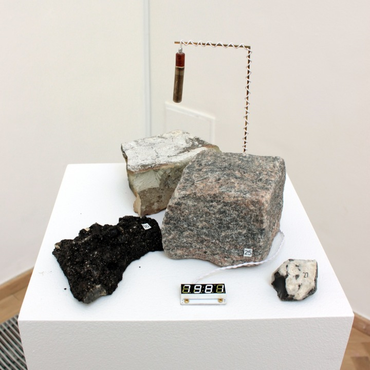 Standard rosemary lee jens lee mining the arbitrary kunsthal charlottenborg geiger counter