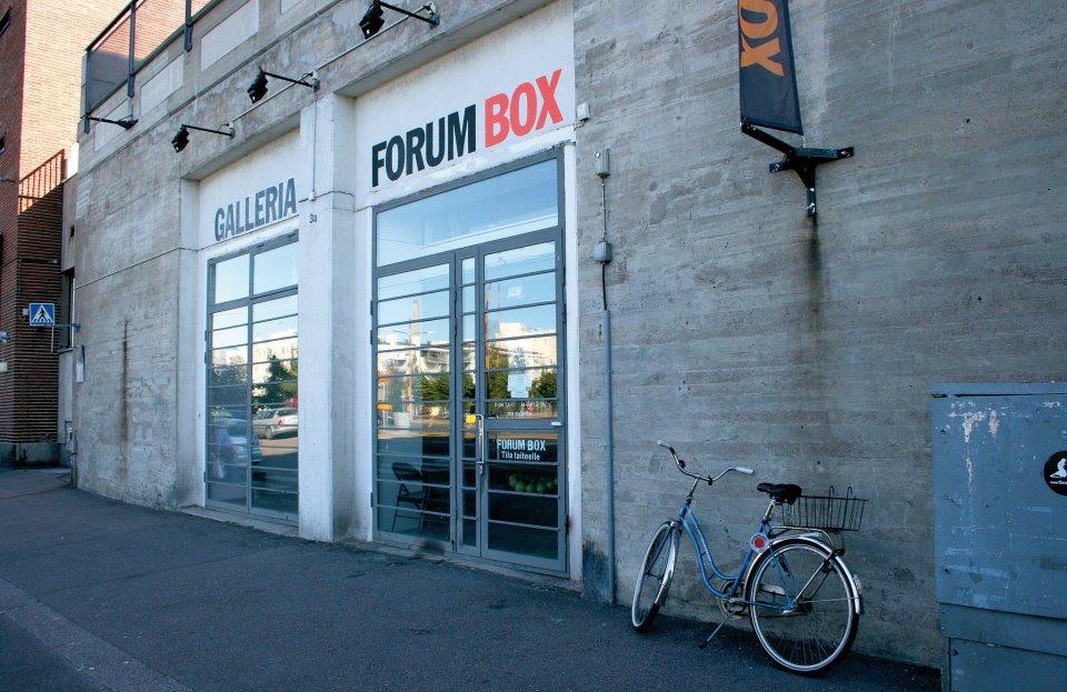 Forum box galerie