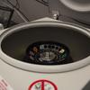 Thumb centrifuge for dna fingerprint