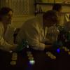 Thumb checking gfp e.coli