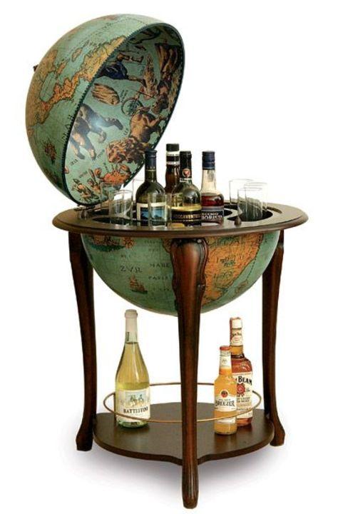 Standard bar globe