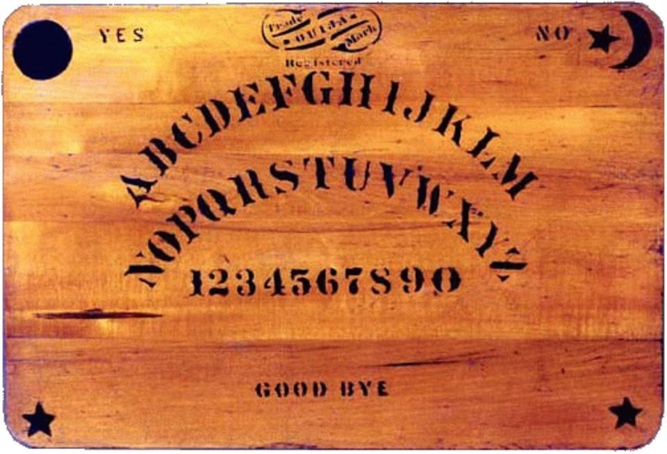 Standard original ouija board
