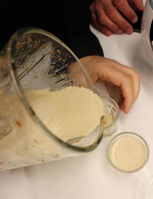 Vitamin C liposome cocktail