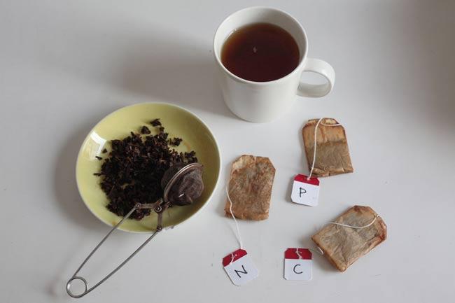 Multidom tea