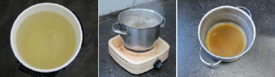 Standard soup prep