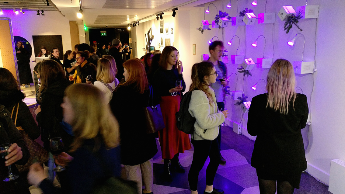 Open labs opening evening
