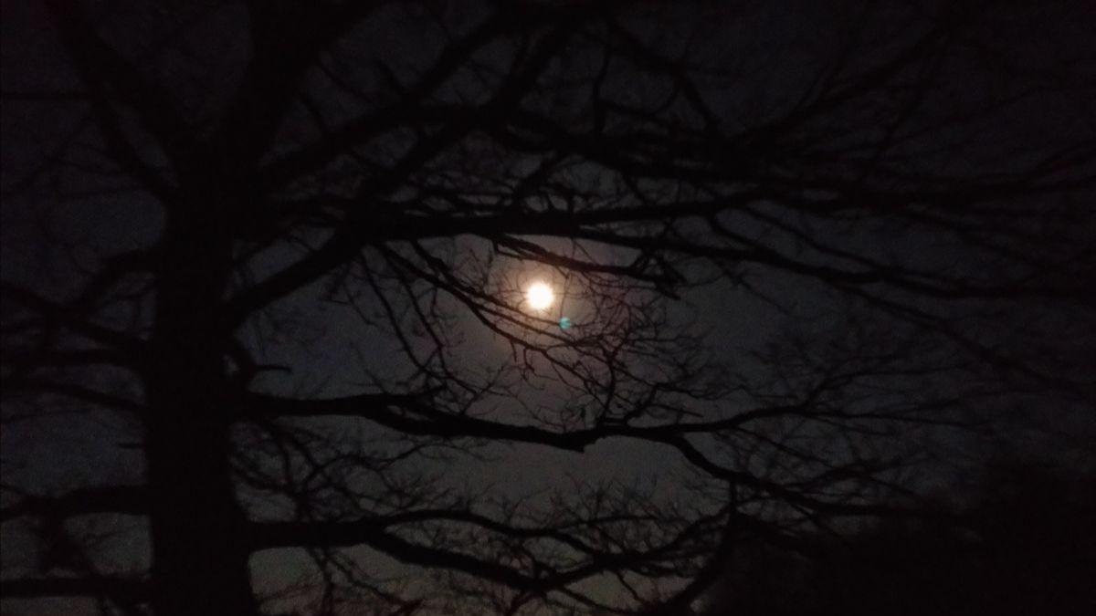 Full moon presence